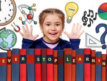 Lernstress beim Kind? So kannst du helfen