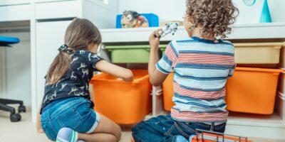 Kinderzimmer einrichten: praktisch und kreativ